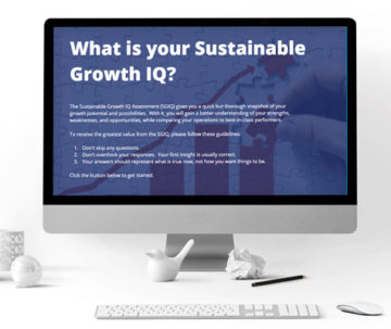 Sustainable Growth IQ