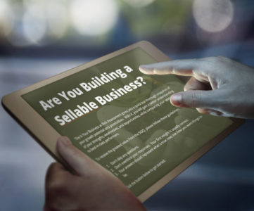 Are You Building a Sellable Business
